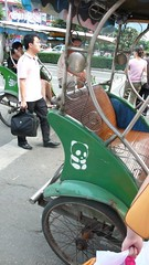 stencil (sweedede) Tags: china stencil panda chengdu sichuan