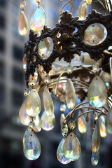 chandelier - by anniebee