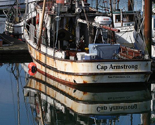 Cap Armstrong