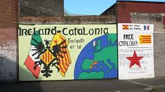 Belfast-Béal Feirste, Irlanda del Nord (heraldeixample) Tags: ireland irish graffiti belfast eire irlanda airlann