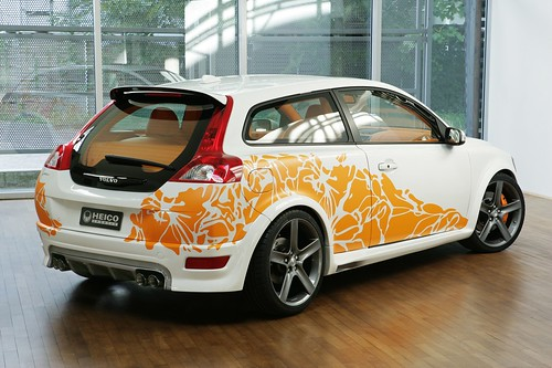 Volvo C30 Heico Sportiv - Sema Show. While the appearance of the Heico