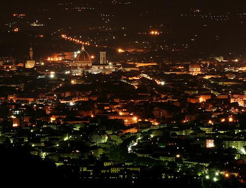 Night Landing on Florence