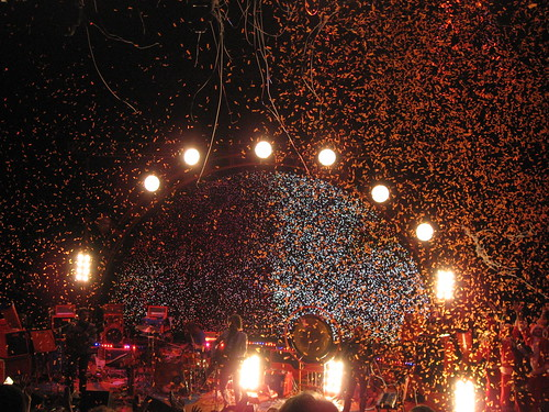 Flaming Lips, Monolith 2007