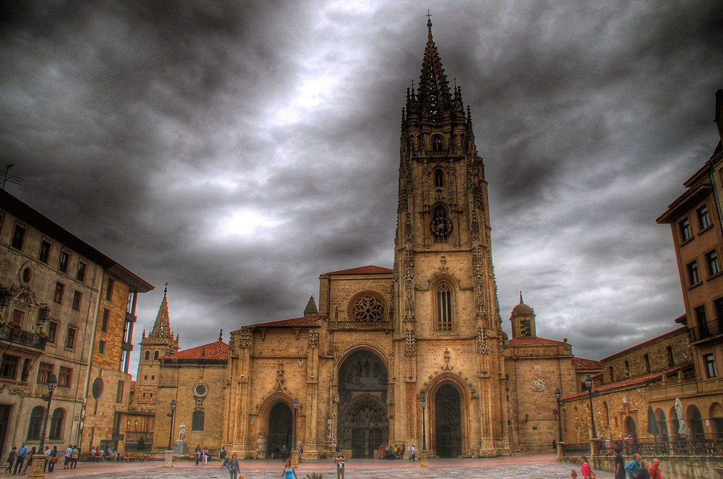 Photo des Asturies n°5. Cathédrale d'Oviedo