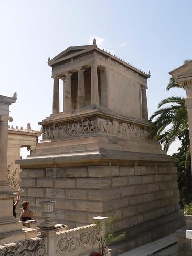 Schliemanns grav i Athen