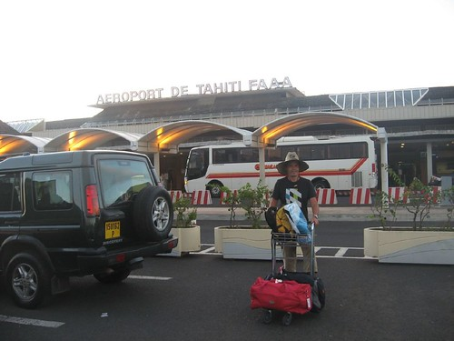 Papeete aeroport nico