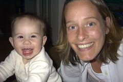 Me and Emily - March 25, 2004