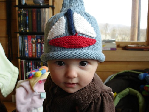 Ava's Sailboat hat