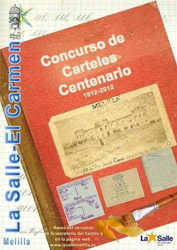 cartel concurso centenario