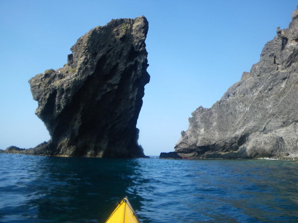 Cabo de Gata en kayak 355