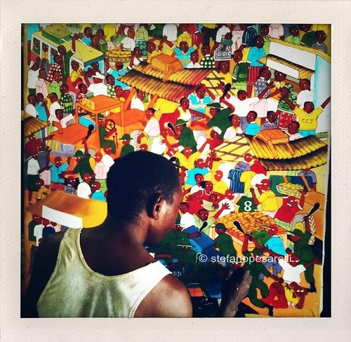 Africa through iPhone by Stefano Pesarelli.