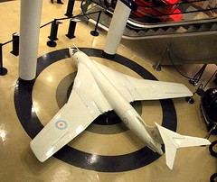 A BIG model aircraft