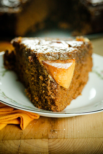 Persimmon garam masala cake 4 (1 of 1)
