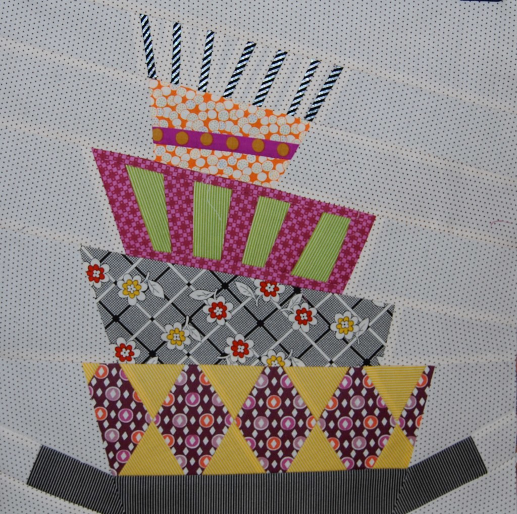 November Ringo Pie block for Anna