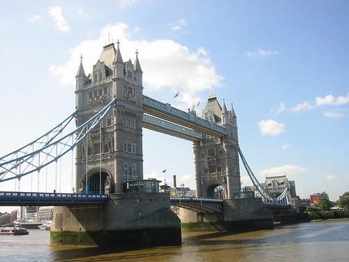 Christabelle‧迴紋針 拍攝的 008倫敦塔橋2。