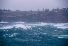 Stormy seas (joe latty) Tags: storm bondi waves sydney australia nsw northbondi stormyseas benbuckler bigseas bigswell seaswell bondipoint stormywavesoffbondi hugeswellsinbondi bondiinastorm