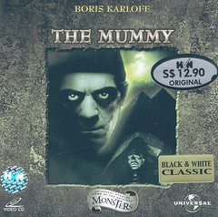 Boris Karloff The Mummy