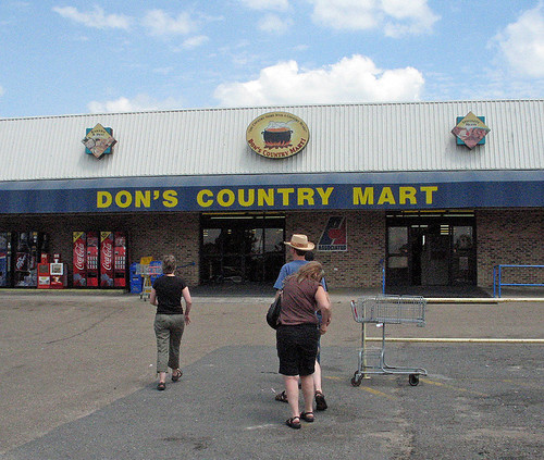 Don's Country Mart (and Specialty Meats), Carencro, LA