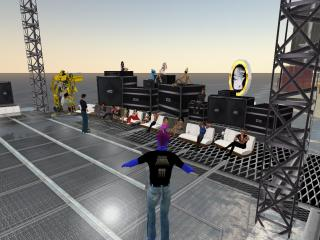 SL Singapore Meetup 24 June  2007