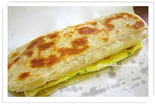 阜杭豆漿薄餅加蛋