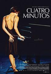 Póster y trailer de 'Cuatro minutos', el nuevo éxito del cine alemán