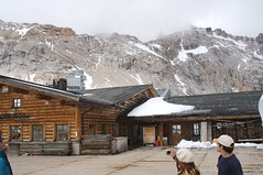 Zugspitze - highest point in Germany (Todd Hakala) Tags: travel germany zugspitze
