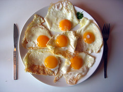 BREAKFAST (malias) Tags: breakfast egg huevos eggs six fried highfat highcolesterol