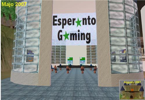 ESPERANTO GAMING