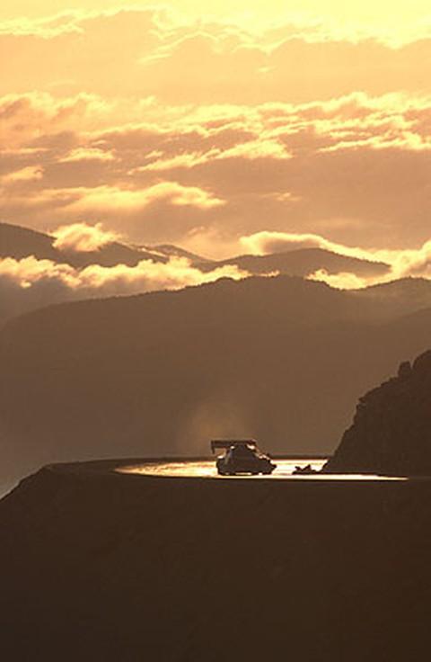 1996 suzuki escudo pikes peak