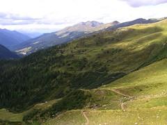 Naturfreundeweg (rudi_valtiner) Tags: mountains alps Österreich salzburg forest austria nationalpark path meadow wiese berge trail alm alpen wald alp weg rauris hohetauern kolmsaigurn hohersonnblick naturfreundeweg