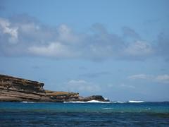 IMG_1580.JPG (Mary Hawkins) Tags: ocean sea vacation beach hawaii oahu hanaumabay