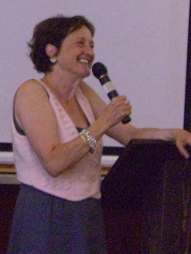 Sally Melvile: knitter extraordinaire