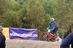 UCIFtBillDH10 (wunnspeed) Tags: scotland europe mountainbike downhill worldcup fortwilliam uci