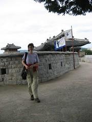 At Suwon Fortress