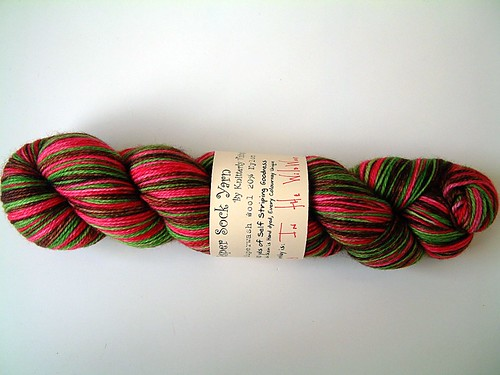 Vesper Sock Yarn- Into the Wildwood