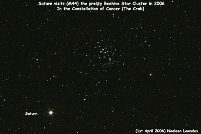 M44 - The Beehive Cluster by Lowdes
