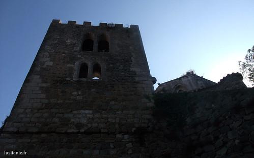 O castelo foi reconstruído segundo a visão romântico do início do século XX da Idade Média.