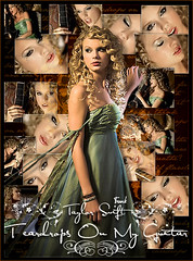 Taylor Swift - Teardrops On My Guitar (FrankyI'm Back) Tags:
