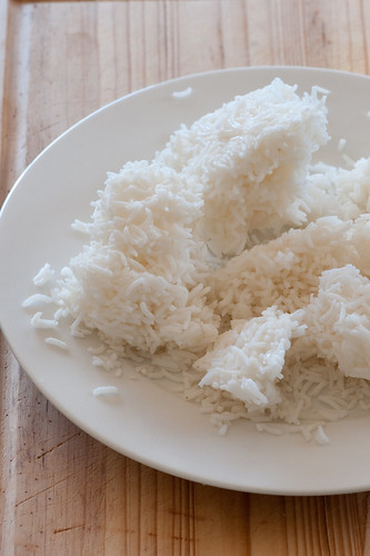 frozen rice