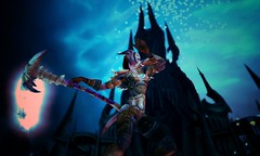 Frostscythe of Lord Ahune (sehlat) Tags: wow worldofwarcraft icc scythe midsummerfestival ahune icecrowncitadel