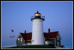 Nobska Lighthouse (bill.lepere) Tags: lighthouse dusk capecod woodshole nobska novaphoto blepere