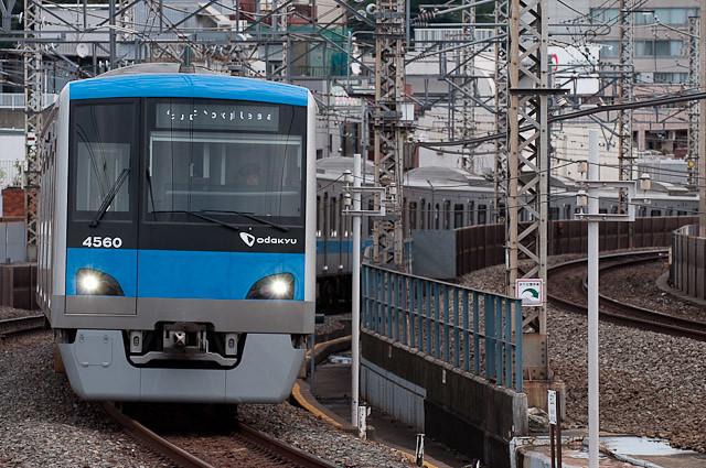 小田急電鉄4000形4060F