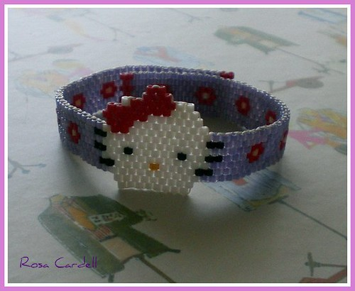 Pulsera Hello Kitty