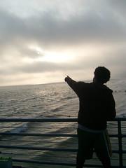 Photo (SVnetwork_photo) Tags: ocean water santamonicabeach svnwater brandben7