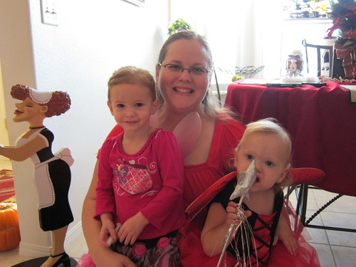 Me, Livi and Lily