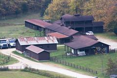 Steel Creek Horse Camp (clay.wells) Tags: county autumn camp horse fall creek river photography buffalo clayton steel wells arkansas newton bluff 2010 roark img7952 buffalogroup