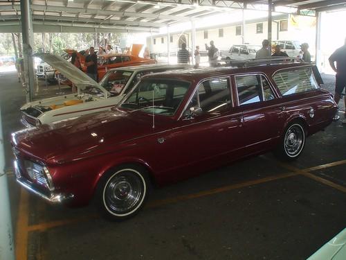1965 Chrysler AP6 Valiant Safari station wagon