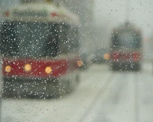 Snow Streetcars