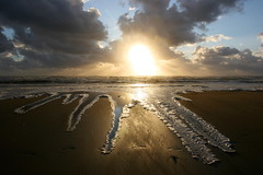 signs of storm (hans solcer) Tags: sky sun beach clouds wind salt thebestbravo bej superbmasterpiece diamondclassphotographer flickrdiamond