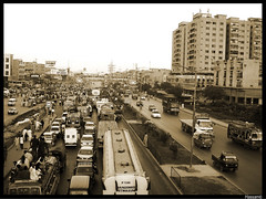 Korangi road-Karachi